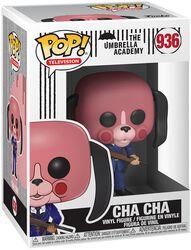 Cha Cha vinylfigur 936