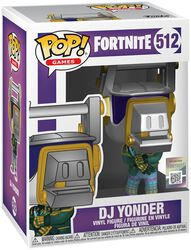DJ Yonder vinylfigur 512