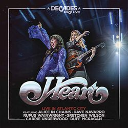 Heart Live in Atlantic City