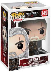 Ill Wild Hunt - Geralt - vinylfigur 149