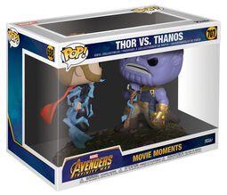 Thor vs. Thanos (Movie Moments) vinylfigur 707