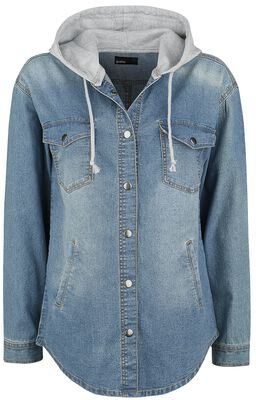 Oversize Jeans Shirt