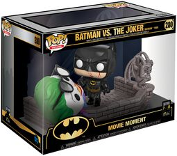 80th - Batman (1989) Batman vs The Joker (Movie Moments) vinylfigur280