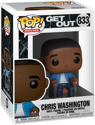 Chris Washington vinylfigur 833
