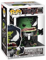 Venomized Hulk vinylfigur 366