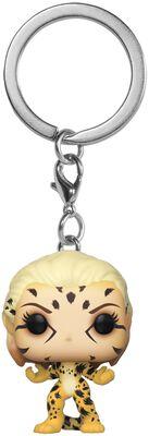 1984 - Cheetah Pocket POP! Nyckelring