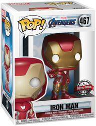 Endgame - Iron Man vinylfigur 467