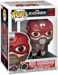 Red Guardian vinylfigur 608