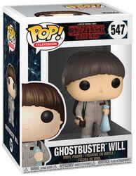 Ghostbuster Will vinylfigur 547