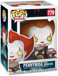Chapter 2 - Pennywise with Beaver Hat vinylfigur 779