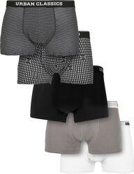 Organic Boxer Shorts 5 Pack