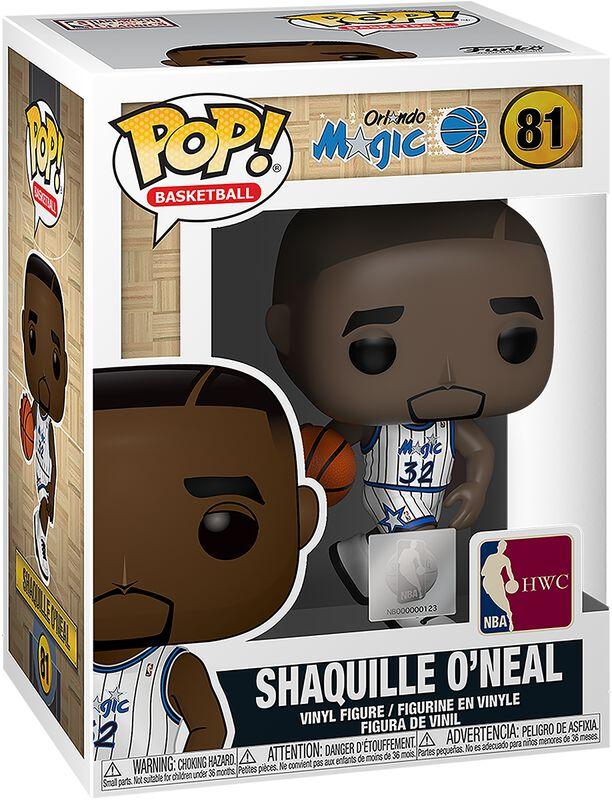 Orlando Magic - Shaquille O'Neal vinylfigur 81