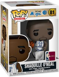 Orlando Magic - Shaquille O'Neal vinylfigur 81