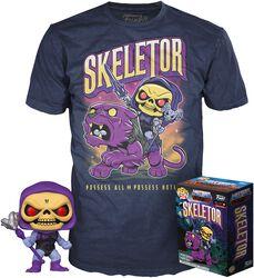 Skeletor - POP! & Tee (Glow in the Dark)