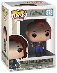 Vault Dweller (Female) vinylfigur 372