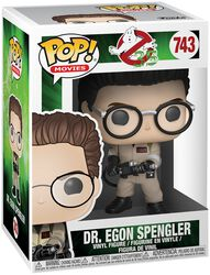 Dr. Egon Spengler vinylfigur 743