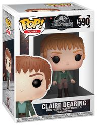 Jurassic World - Claire Dearing vinylfigur 590