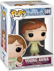 Young Anna vinylfigur 589