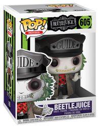 Beetlejuice Guide Hat vinylfigur 605