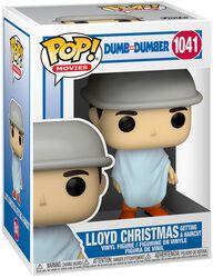 Lloyd Christmas Getting A Haircut vinylfigur 1041