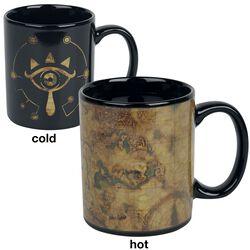 Sheika Eye - Heat-Change Mug