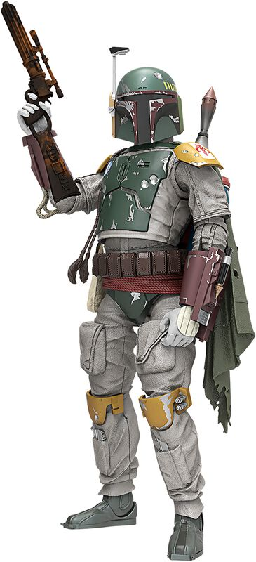 Return of the Jedi - The Black Series - Boba Fett