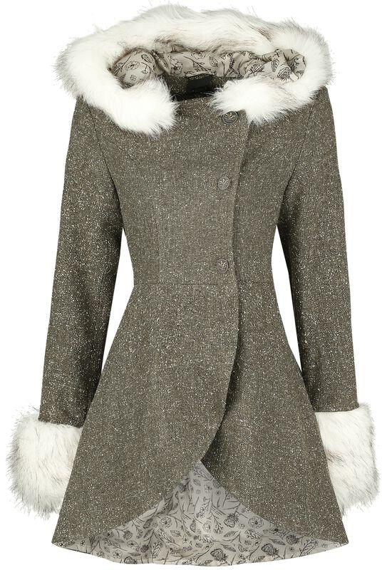 Claire Riding Coat