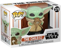 The Mandalorian - The Child with Frog vinylfigur 379