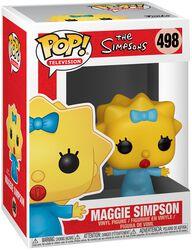 Maggie Simpson vinylfigur 498