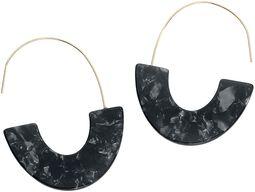 Grey Earrings