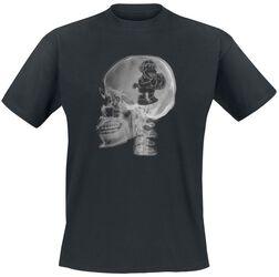 Skull - Monkey Wth Cymbals