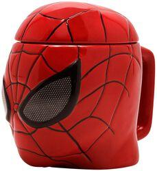3D-mugg med lock