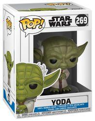Clone Wars - Yoda vinylfigur 269