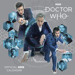 Väggkalender 2019 - Classic Edition