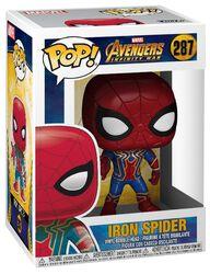Infinity War - Iron Spider vinylfigur 287