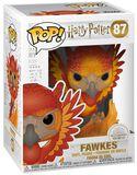 Fawkes vinylfigur 87