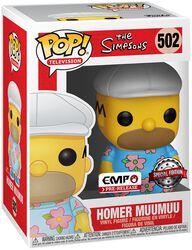 Homer Muumuu vinylfigur 502