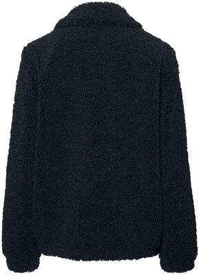 Gabi Short Teddy Jacket