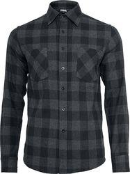 Rutig flanellskjorta 2 Urban Classics Flanellskjorta. Rutig flanellskjorta 1c0e90f5bfc4e