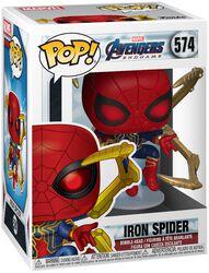 Endgame - Iron Spider vinylfigur 574