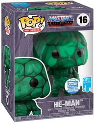 He-Man (Inkl. Protector Box) (Funko Shop Europe) Vinyl Figur 16