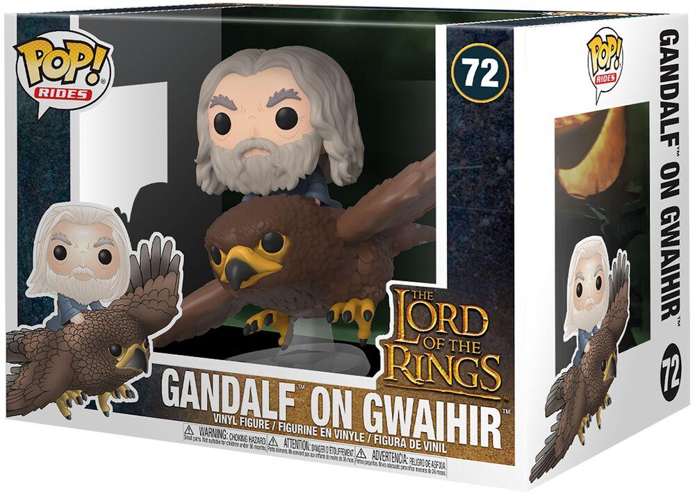 Gandalf On Gwaihir (Pop Rides) vinylfigur 72