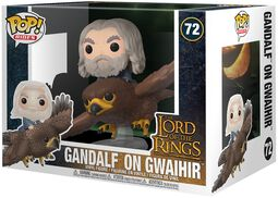 Gandalf On Gwaihir (Pop Rides) vinylfigur 72