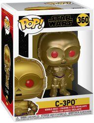Episode 9 - The Rise of Skywalker - C-3PO vinylfigur 360