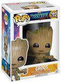 2 - Baby Groot vinylfigur 202