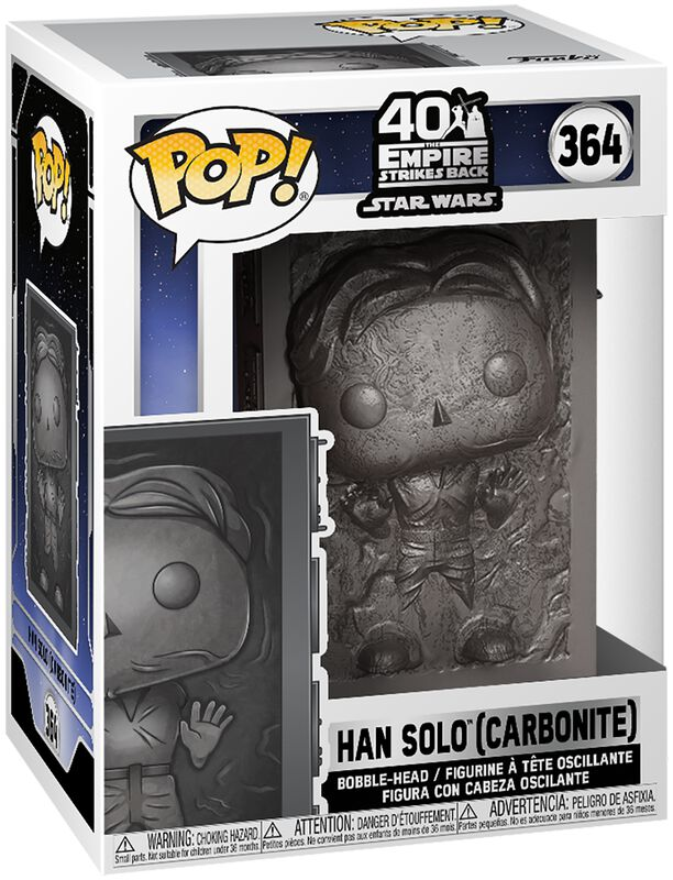 Han Solo (Carbonite) vinylfigur 364