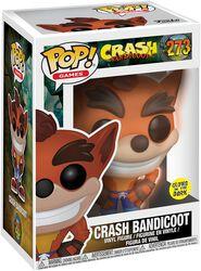 Crash Bandicoot (GITD) vinylfigur 273