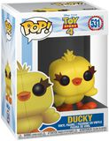 4 - Ducky vinylfigur 531