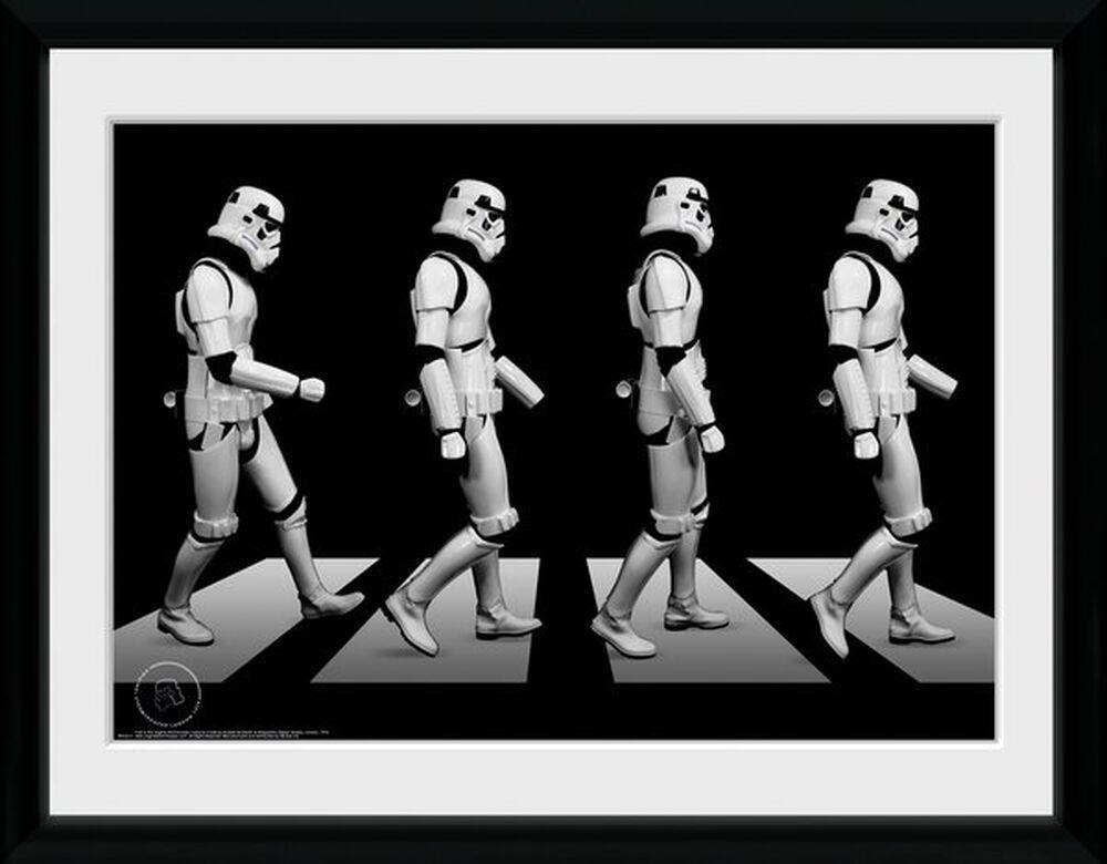 Stormtrooper Crossing