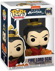 Fire Lord Ozai vinylfigur 999